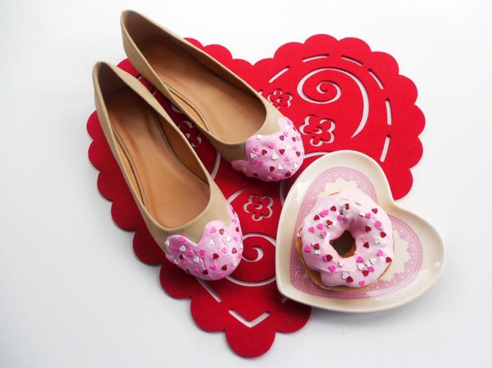 Pisos espolvorear la Edición Especial de San Valentín