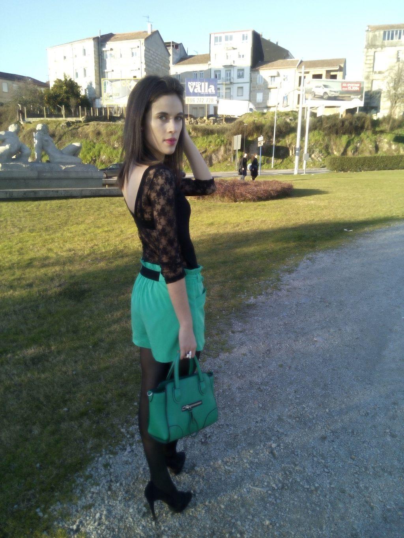 short verde lado
