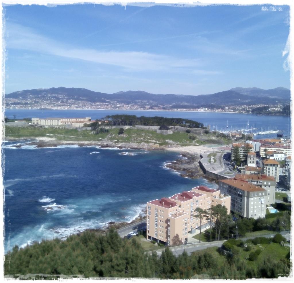 castillo vistas