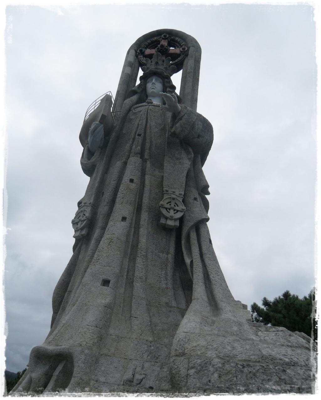 Virgen Roca 15 metros